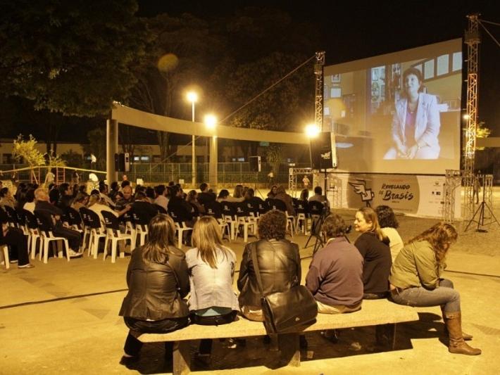 Exibição em Belo Horizonte.