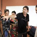 Aula de Fotografia com Alex Araripe e Juarez Pavelak - Oficinas Audiovisuais Revelando os Brasis Ano V - Centro Cultural da UERJ. Foto: Ratão Diniz