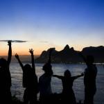 Momentos de despedida - Oficinas Audiovisuais Revelando os Brasis Ano V - Rio de Janeiro. Foto: Ratão Diniz